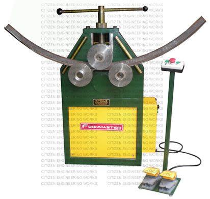Angle Bending Machine, Section Bending Machine, Profile Bending Machine